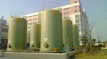 梁山出售10台20立方玻璃钢储罐     山东济宁出售10台20立方玻璃钢储罐