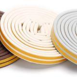 供应半圆硅胶 橡胶密封制品批发 橡胶件供货 门钢芯胶条直销