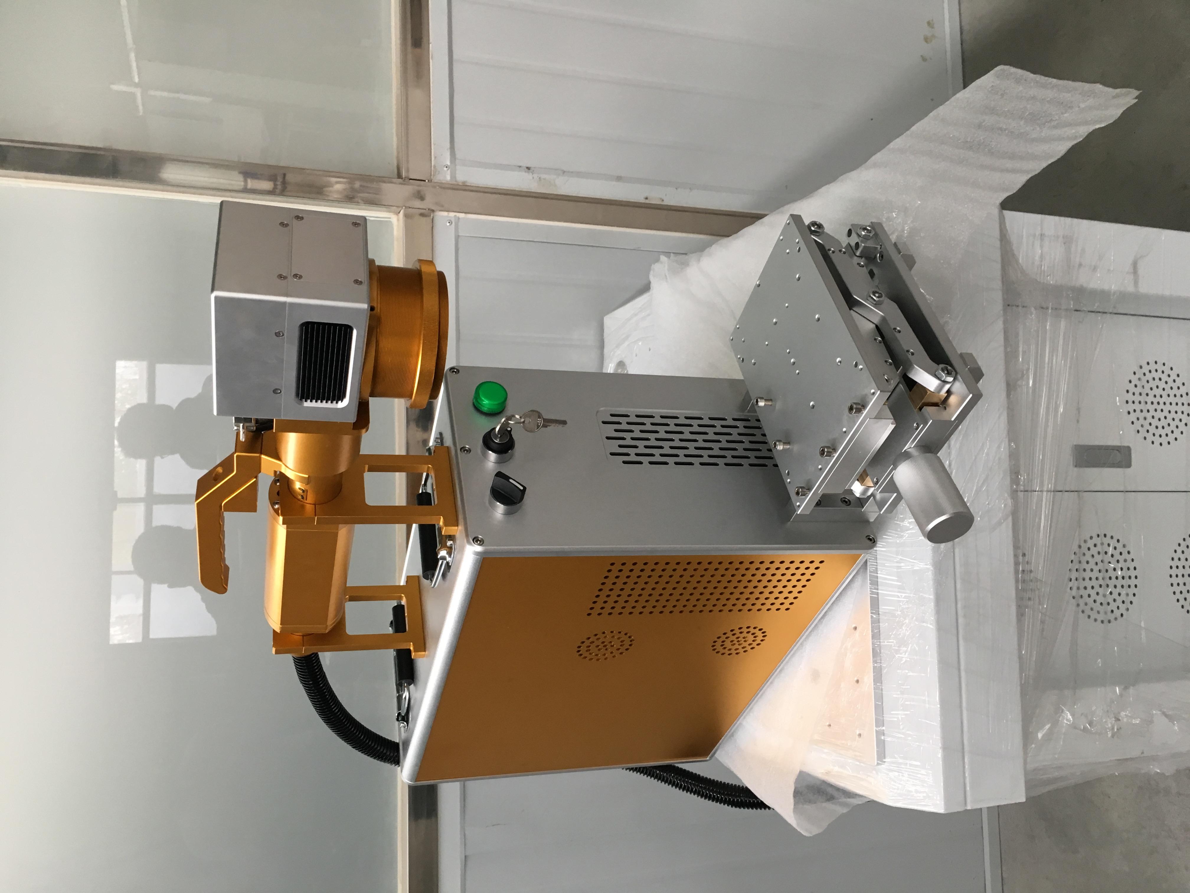 【打标机】光纤激光打标机