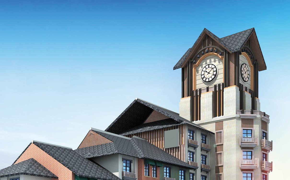 精品校园时钟——校园钟表保持较长使用寿命