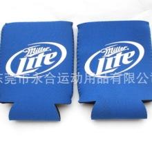 【厂家直销】供应SBR潜水料保温杯套 瓶套 可印logo 可乐套批发