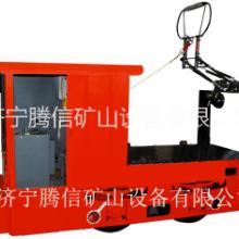济宁腾信矿山设备厂家直供 3T架线式工矿电机车  可定制
