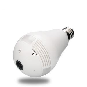 灯泡式监控摄像头
