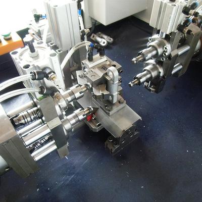 【钻铣机】 自动钻铣机 冷镦产品加工机