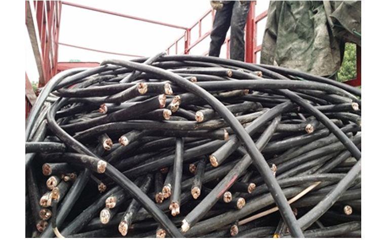 鞍山废旧电线电缆回收