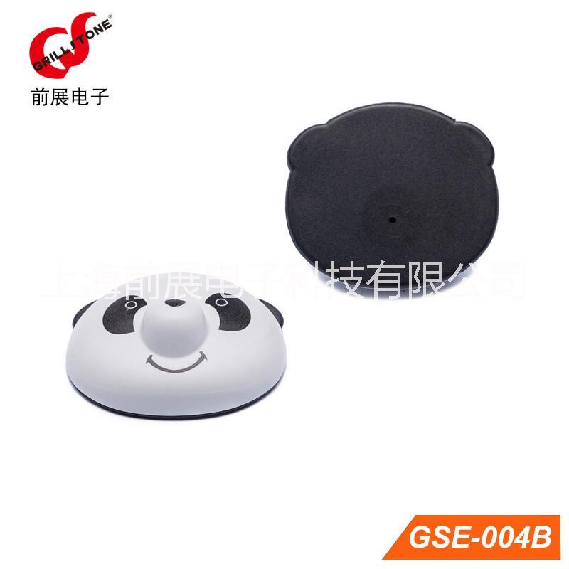GSE-004B 熊猫卡通超市服装防盗扣 防盗硬标签