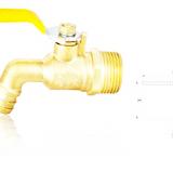 黄铜热水嘴洗衣机水咀水龙头