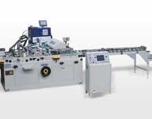 中式信封机 档案袋机 M边袋生产设备批发
