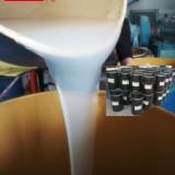 树脂工艺品翻模硅胶 半透明液态硅橡胶