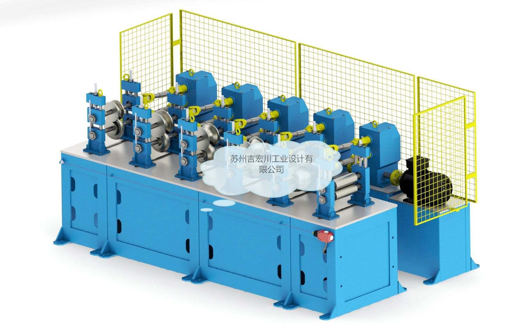 专业生产辊压机,根据要求不同设计欢迎咨询订购