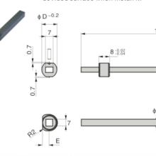 厂家直销 品质保证  顶针价格 顶针 MD图片