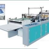彩印袋弧形机操作试机 厂家供应:厂家直销PVC  半弧型袋制袋机