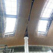 厂房吊顶铝方通图片