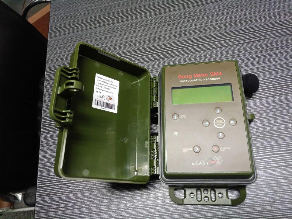 wildlife动物声音分析仪  鸟类声音记录仪