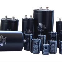 160v27000uf电容-铝电解电容-螺栓电容-滤波电容器-ITA日田