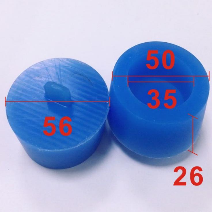 定制硅像胶防水塞套管堵孔头喷涂防烤耐高温塞子35*50*56*26胶塞