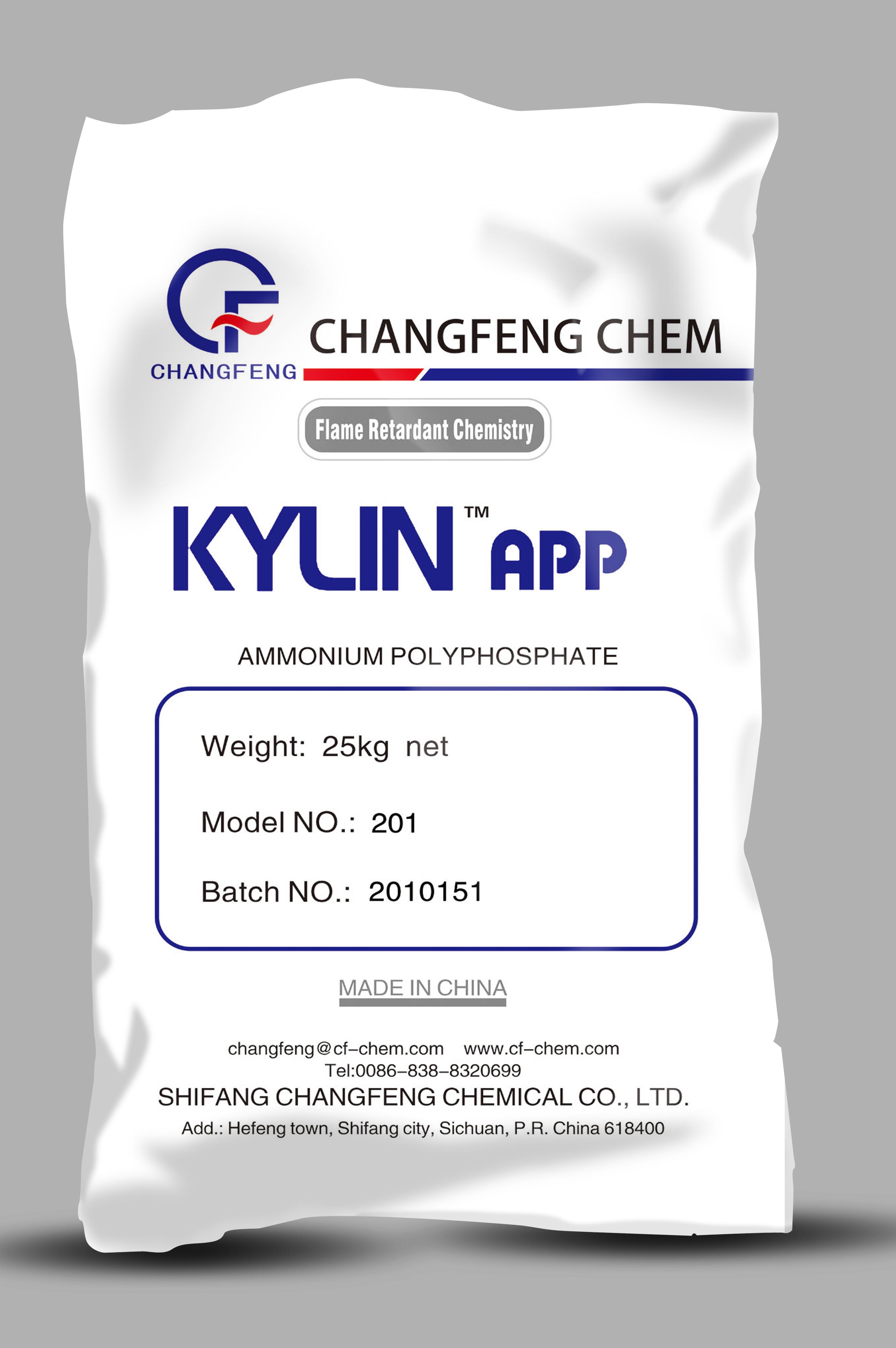 聚磷酸铵 I 型