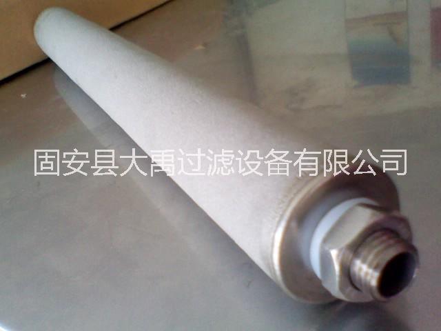 供应螺纹接口钛棒滤芯