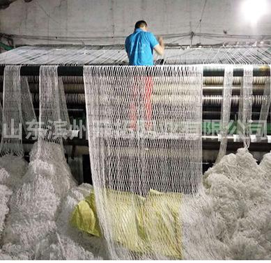 白色防坠安全网 涤纶丝防坠网 尼龙建筑安全防坠网