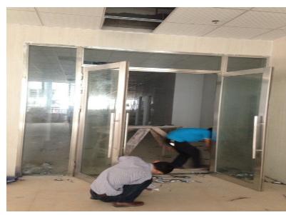 广州不锈钢玻璃防火门厂家直销不锈钢玻璃防火门供应商  不锈钢玻璃防火门报价