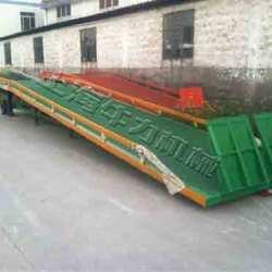 機械式移動倉庫卸貨平台專業生産廠