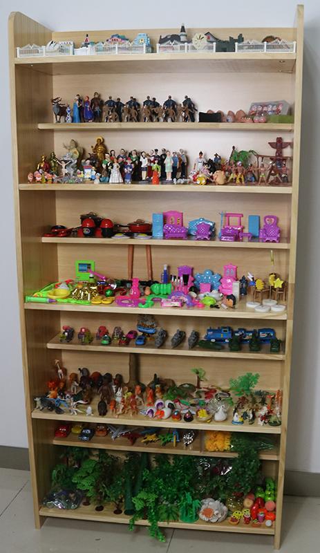 厂家直销心理咨询室沙盘游戏玩具600件心理沙盘模型套装