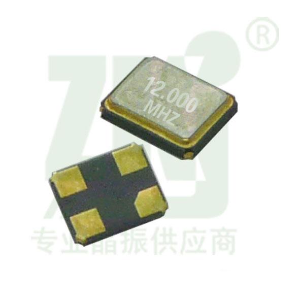 晶振现货 3225贴片晶振9PF10PPM 晶振工厂 蓝牙板晶振