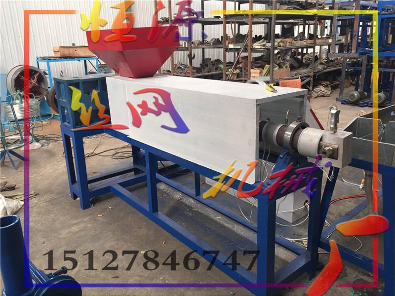 铁丝包塑机 铁丝包塑机设备  恒源厂家供应