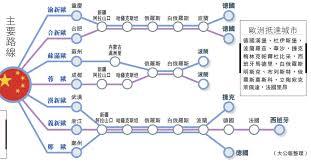 广州到慕尼黑铁路运输代理双清包税