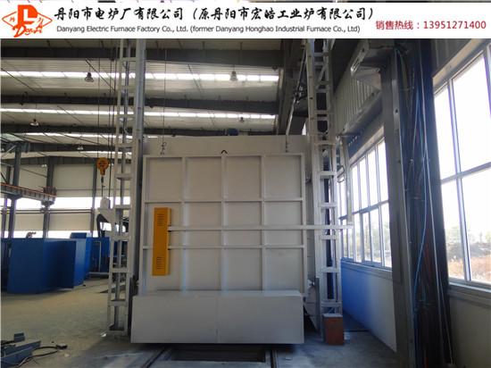 供应45KW铝合金热处理炉 时效炉