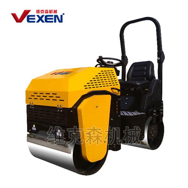 山东1吨小型液压压路机 振动式压路机 维克森机械 畅销全国