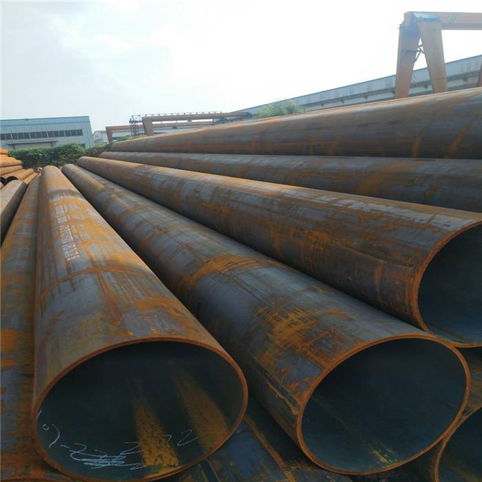 各种规格材质薄壁钢管无缝管   各种规格薄壁无缝钢管   45#大口径薄壁无缝钢管
