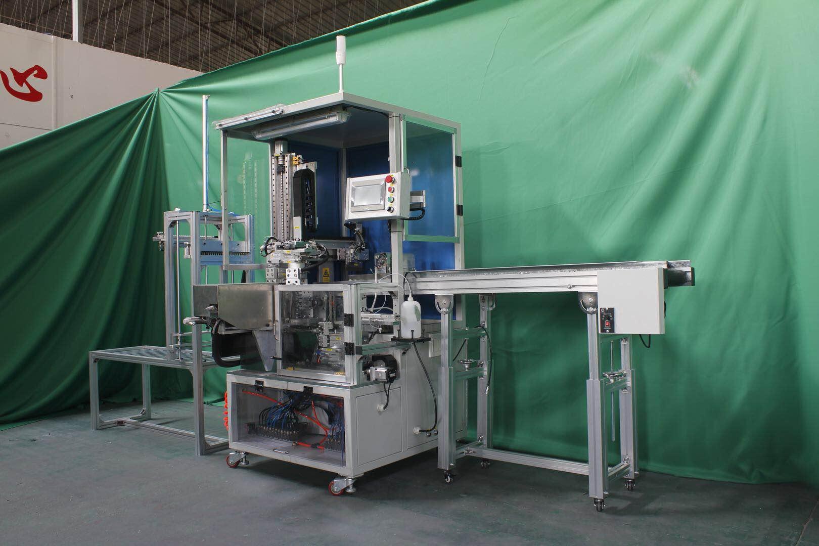 自动化粘胶机制造商 自动化粘胶机供应商 广东自动化粘胶机厂家 自动化粘胶机联系方式 自动化粘胶机价格 橡皮筋自动化粘胶机