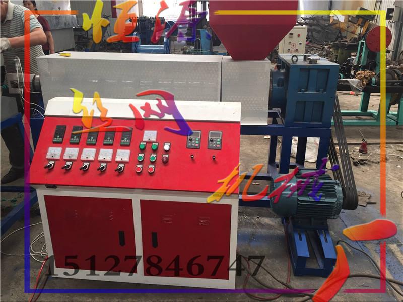 钢管包塑机厂家  钢管包塑机价格  钢管包塑机产量 恒源