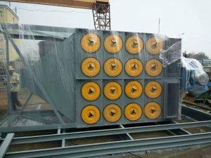 机械车间 滤筒除尘器的结构特点-泊头路阳环保机械