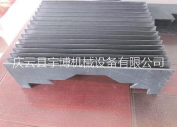 供应柔性风琴式伸缩导轨防尘罩图片