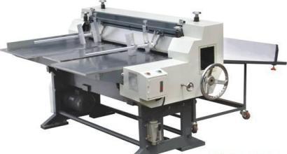 普通蜂窝纸板分切机 全套纸箱机械纸板分料机