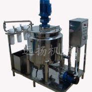 洗手液生产机图片