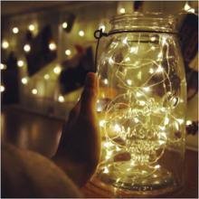 创意星星灯led铜线灯卧室灯装饰灯网红led灯串 led装饰灯