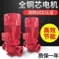 消防维保中泵可以使用多久 消火栓泵 XBD4.5/20G-L 全铜线电机 3CF资质齐全 喷淋泵