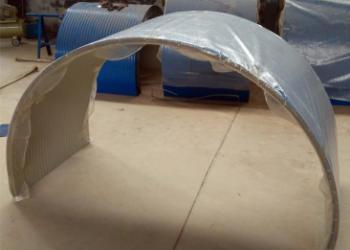 输送机防雨罩图片