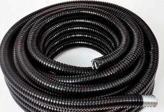 江苏厂家供应包塑金属软管镀锌穿线管Φ32 包塑软管
