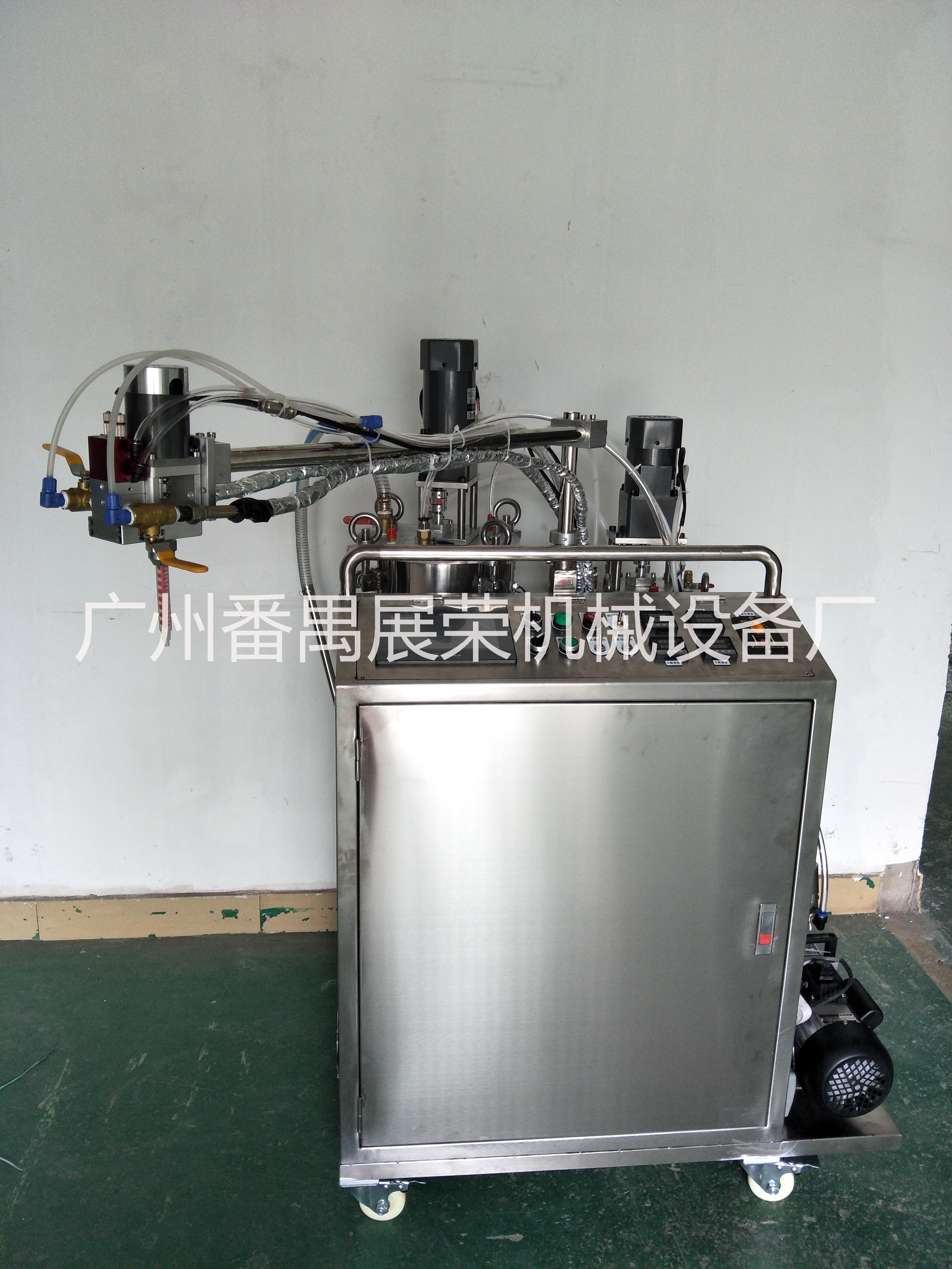 滤波器灌胶机黄金铝壳电阻点胶机水泥电阻打胶机