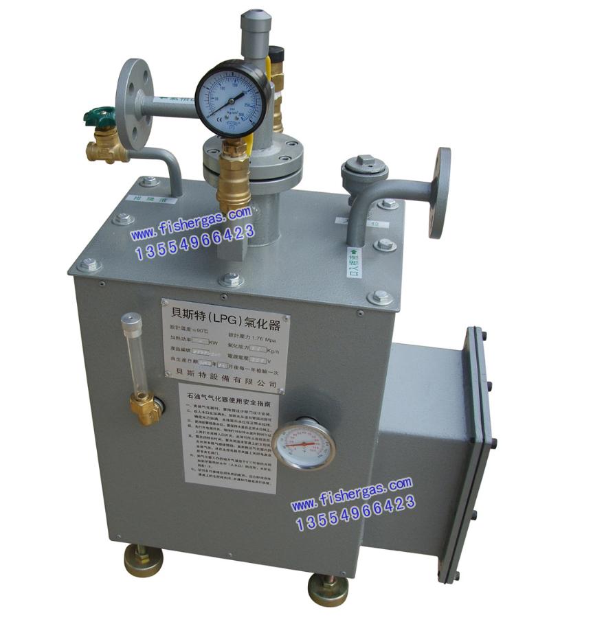 电热 LPG液化气气化炉气化器20公斤到500公斤气化量 电热液化气气化炉气化器