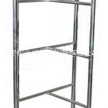 不锈钢台架 五层蒸笼架不锈钢台架 四层平板架不锈钢台架 双通道打荷台不锈钢台架