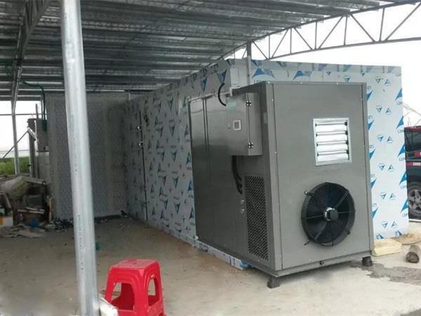 自动化热泵烘干机