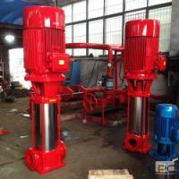 不锈钢多级消防泵/恒压切线消防泵XBD12.0/6-65G*10多级恒压切线泵高扬程XBD12.2/5-65G*10