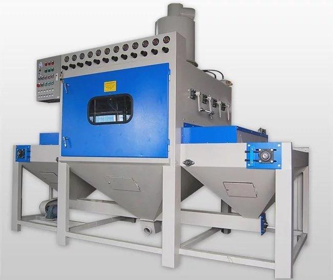 深圳灯罩自动喷砂机生产厂家