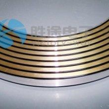 胜途电子定制盘式滑环 塑胶设备盘式滑环旋转可靠图片