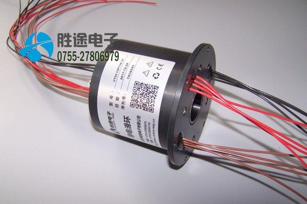 【滑环功能】 胜途电子滑环价格低旋转可靠 滑环功能多